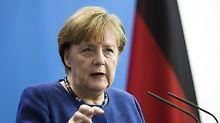 """""""Andere Form von Antisemitismus"""": Merkel beklagt Judenhass bei Flüchtlingen"""