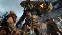 Monumentales Götter-Epos: God of War erklimmt Thron der Actionspiele