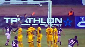 Duell der Traumtore: Spektakuläres Unentschieden begeistert Peru