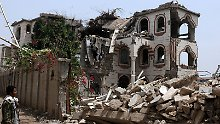 21 Tote bei Luftangriff im Jemen: Saudi-Arabien bombardiert erneut Hochzeit
