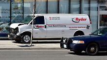 Mindestens neun Tote: War Amokfahrt von Toronto ein Terrorakt?