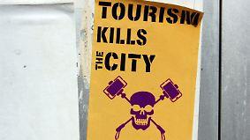 Nachlegen im Touristenstreit: Palma de Mallorca verbietet Ferienvermietung