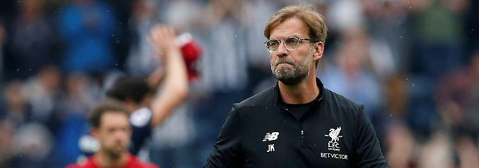 """""""Es ist eine Weile her, dass Liverpool zuletzt im Halbfinale war"""": Jürgen Klopp."""