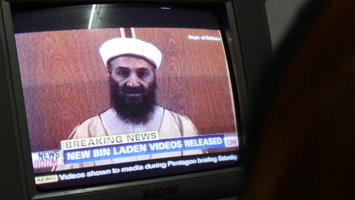 Sami A Leibwächter Osama Bin Laden