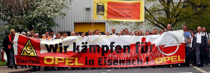 """""""Es wird noch etwas Lärm machen"""": PSA-Chef bleibt bei Opel hart"""