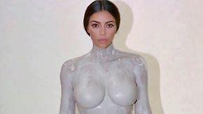 Promi-News des Tages: Kim Kardashians Körper wird zum Flakon
