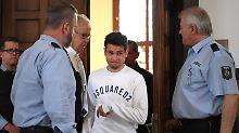 Aussagen im BVB-Prozess: Dortmunds Guerreiro weint im Zeugenstand