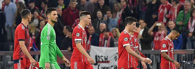 Mediokres, aber abgezocktes Real: Desillusionierter FC Bayern hadert mit sich