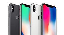 Streicht Apple die Nummern?: So sollen die neuen iPhones heißen
