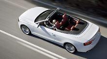 Ein Cruiser für jeden Tag: Audi A5 Cabrio - gebraucht fast ohne Mängel
