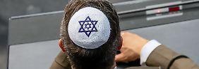 Nur die Linke enthält sich: Bundestag bekennt sich zum Staat Israel