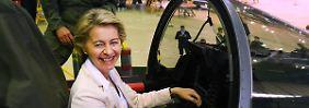 """Scholz´ Plan """"unzureichend"""": Von der Leyen bittet um Milliardenbetrag"""