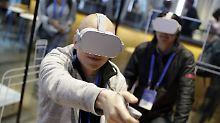 Kein Kabel, kein Smartphone: Neue VR-Freiheit mit der Oculus Go
