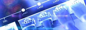 Langsamer als versprochen?: Behörden-App misst Internet-Tempo