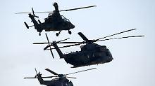 Zu wenig Flugstunden: Bundeswehr-Piloten verlieren Lizenzen