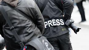 Repression, Hetze und Mord: Pressefreiheit in Europa ist zunehmend bedroht
