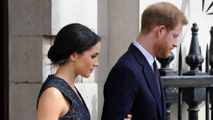 """""""Nicht die Richtige für Sie"""": Meghan Markles Bruder rät Prinz Harry von Hochzeit ab"""