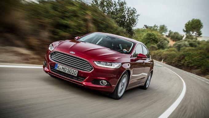 Der Ford Mondeo fährt in den USA als Fusion. Aber nicht mehr lange.