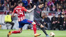 Gegen Atlético Madrid reicht es nicht - die Spanier stehen im Finale der Europa League.