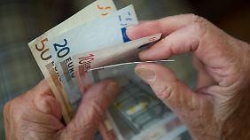 Anhaltende Niedrigzinsen: Bafin sieht Betriebsrenten in Gefahr