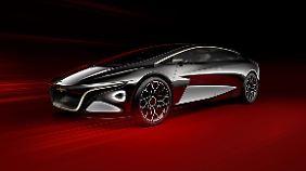 Mit Lagonda wil Aston Martin eine Serie von Luxus-E-Autos ins Leben rufen.
