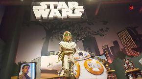 """Galaktische Goldgrube: """"Star Wars""""-Fanartikel spülen Milliarden in die Kassen"""