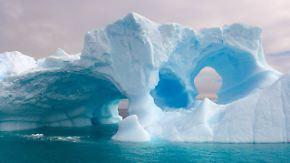 Abgeschleppt aus der Antarktis: Eisberg soll Kapstadt vor Dürre retten