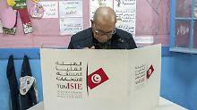 Kommunalwahl in Tunesien: Prognosen sehen Islamisten vorn