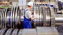 Krise in Kraftwerkssparte: Siemens schickt Mitarbeiter in Zwangsurlaub