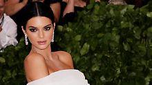 Verlierer der Met Gala: Kendall Jenner verscheucht Personal