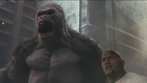 """""""Rampage - Big meets Bigger"""" im Kino: Dwayne Johnson rettet die Welt vor mutiertem XXL-Gorilla"""
