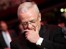 Schadenersatz gegen Ex-VW-Chef?: Winterkorn verzichtet vorerst auf Verjährung