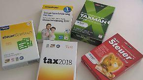 n-tv Ratgeber: Diese Programme helfen bei der Steuererklärung