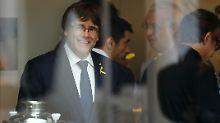 Erfolg für Spaniens Regierung: Gericht stoppt Puigdemont-Wahl