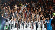Bayern-Flop schnürt Doppelpack: Juventus deklassiert Milan im Pokalfinale
