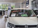 Weniger Neuzulassungen erwartet: Hersteller bremsen Rabatt bei Diesel-Autos