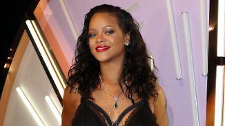 Promi-News des Tages: Rihanna verkauft sündige Dessous