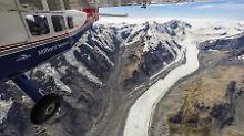"""""""Das war das schlimmste Jahr"""": Neuseeland verliert seine Gletscher"""