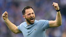 Vizemeister, Champions League: Das macht Lust auf mehr.