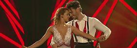 """Schockmoment bei """"Let's Dance"""": Bela Klentze: Tanzabbruch!"""