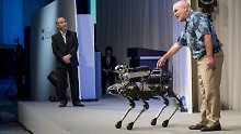 """Vierbeiniger """"SpotMini"""": US-Firma verkauft bald Hunde-Roboter"""