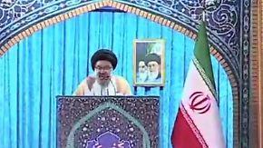 """""""Werden Tel Aviv und Haifa auslöschen"""": Iranischer Geistlicher droht Israel"""
