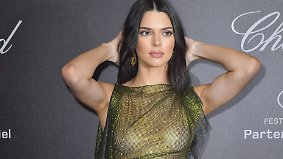 Promi-News des Tages: Kendall Jenner zeigt nackte Tatsachen in Cannes