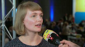 """Juli-Chefin Schröder im n-tv Interview: """"FDP ist kein Macho-Verein"""""""