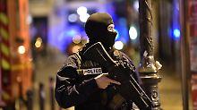 Wahllos Passanten angegriffen: Paris-Attentäter stammt aus Tschetschenien