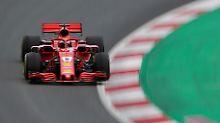 """""""Gibt keine Entschuldigungen"""": Vettel macht Ferrari nach F1-Pleite Druck"""