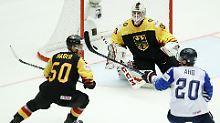 Überraschung bei Eishockey-WM: Deutschland feiert Coup gegen Finnland