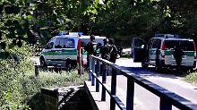 Schüsse im Wald bei Königsbrück: Ex-Soldat feuert auf SEK-Polizisten