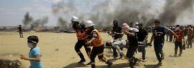 Gewalt in Gaza: USA blockieren unabhängige Untersuchung