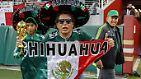 Gegner ist im Luschniki-Stadion zunächst Mexiko.